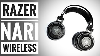 Razer Nari Wireless Headset Review/Test: Überragender Komfort, solider Sound
