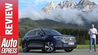 Volkswagen Touareg (CR) 2018 - dabar