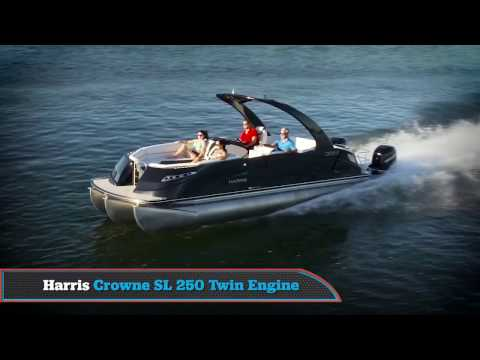 2017 Boating Buyers Guide Crowne SL 250 Twin