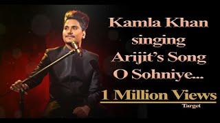 Kamal Khan Singing Arijit Song Rare Video