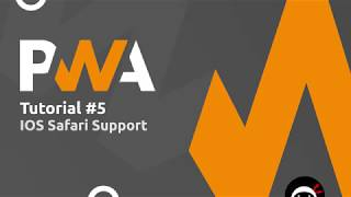 PWA Tutorial for Beginners #5 - iOS Support