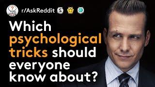 Psychological tricks.