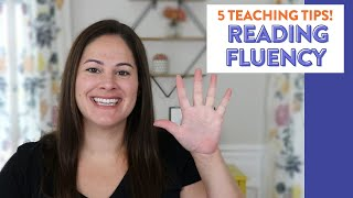 Reading Fluency Strategies for K-2 Learners | TIPS TO PROMOTE READING FLUENCY