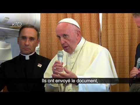 Intercommunion en Allemagne : la réponse du Pape