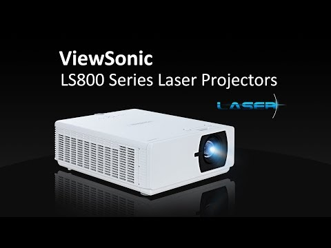 ViewSonic Projector LS800HD