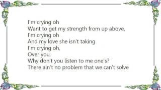 Barren Cross - Cryin' Over You Lyrics