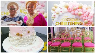 OUR BABY'S NAME IS...   NIGERIAN NAMING CEREMONY