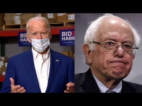 Joe Biden SHAFTS Bernie Sanders In Pitch To Wisconsin Voters!