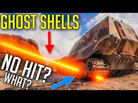Disconnected Battles and Ghost Shells ► World of Tanks T95/FV4201 Chieftain Gameplay