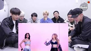 |BTS reaction To|BLACKPINK ROSÉ KILL THIS LOVE