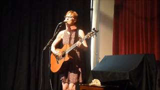 Jonatha Brooke sings on Michael Majoun's last show at WXPN 6-30-15
