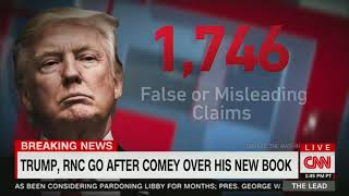 RNC chair Ronna McDaniel defends smearing Comey