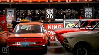 Incredible Vintage BMW Restorations At Coupe King: Garage Tours With Chris Forsberg