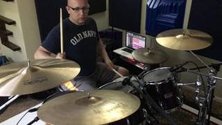Eddy Vilar - Steven Curtis Chapman SIGNS OF LIFE Drum Cover 7-23-16