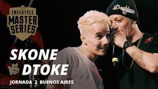 SKONE VS DTOKE   FMS INTERNACIONAL JORNADA 2   Buenos Aires