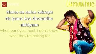Dhoonde Akhiyaan lyrics [hindi | english] - YouTube