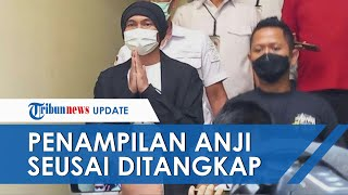 Penampilan Perdana Anji Manji seusai Ditangkap Kasus Narkoba, Polisi Sebut Barang Bukti Beragam