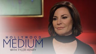 "Tyler Henry Connects Luann de Lesseps to ""Brilliant"" Friend 