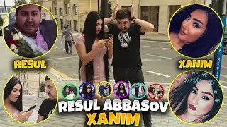 Resul Abbasov - Xanım Vine'ları 2018
