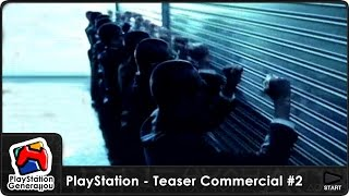 PlayStation (プレイステーション) - Teaser Commercial #2 - Japan (1994) HQ