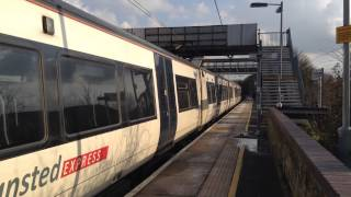 preview picture of video 'Greater Anglia Class 379'