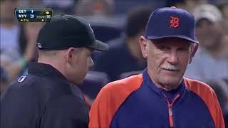 MLB 2013 August Ejections