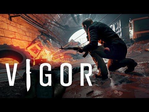 Trailer d'annonce de Vigor