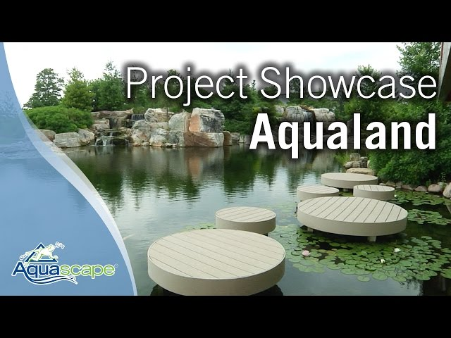 Aquascape Project Showcase - Aqualand