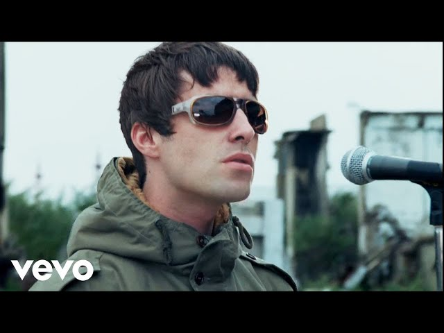 D'You Know What I Mean?  - Oasis