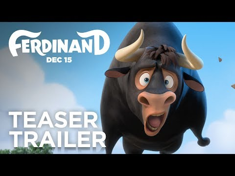 Movie Trailer: Ferdinand (0)