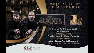 """Francis Poulenc: """"Concierto para dos pianos y orquesta"""""""