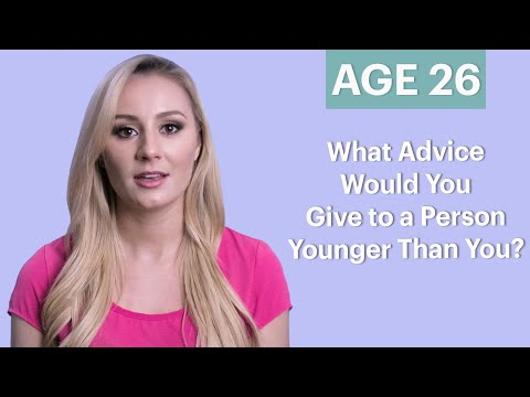 From 7 to 75 - These People Want to Give You Advice