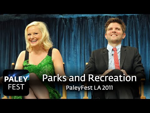 Parks and Recreation at PaleyFest LA 2011: Full Conversation