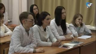 В Институте медицинского образования НовГУ прошло распределение выпускников лечебного факультета