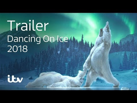 ITV Dancing On Ice 2018 - Trailer