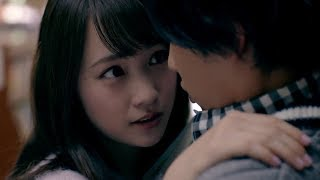 【日本CM】川榮李奈在圖書館推倒志尊淳向他進行另類誘惑?