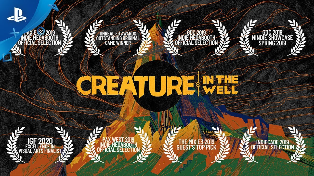 Creature in the Well Bounces onto PS4 March 31