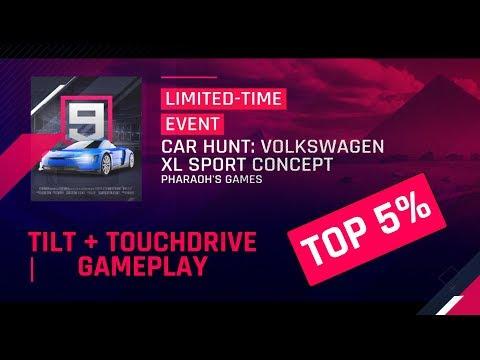 Car Hunt Riot: Volkswagen Xl Sport Concept