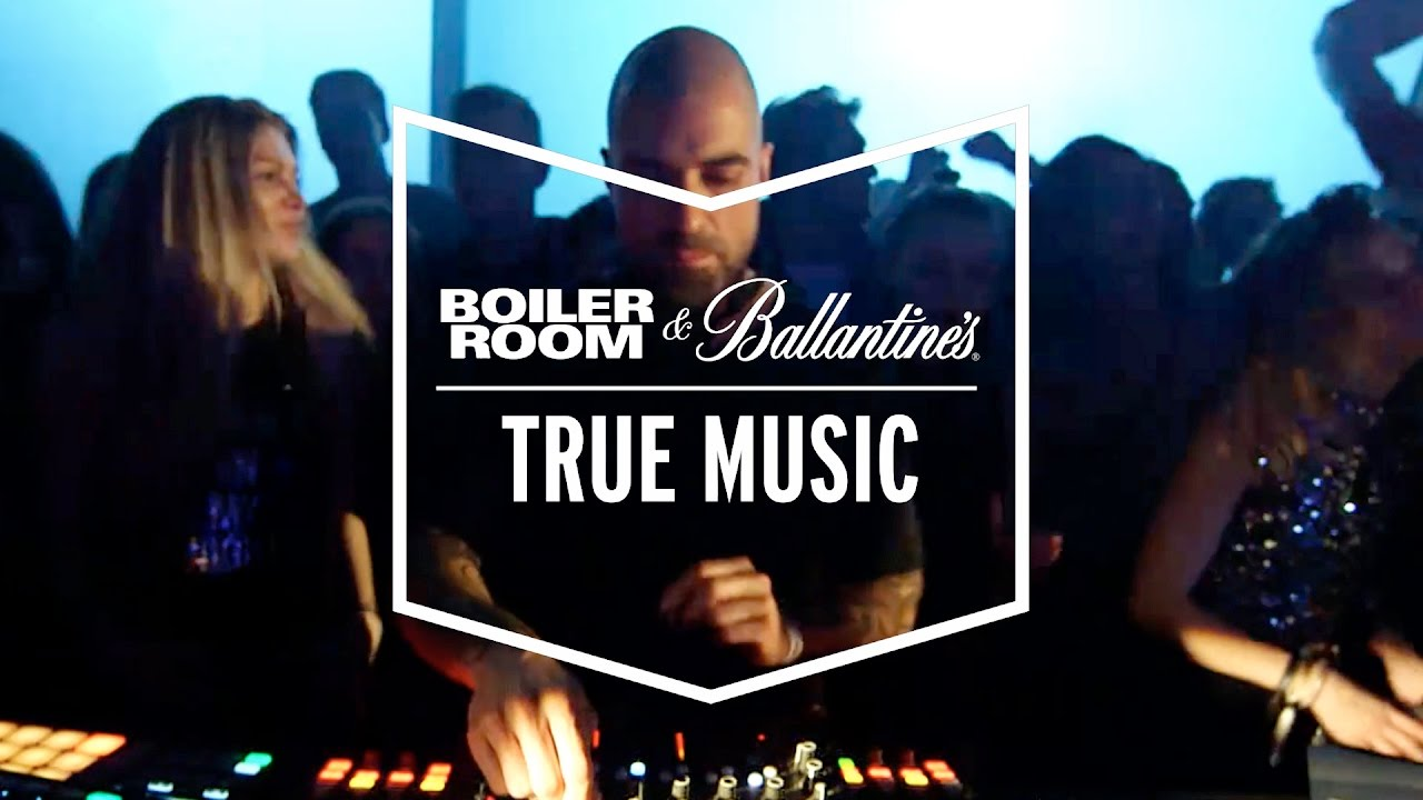 Chris Liebing - Live @ Boiler Room & Ballantine's True Music Russia 2017