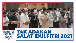 Masjid Istiqlal Tak Selenggarakan Salat Idulfitri 2021, Begini Pertimbangannya