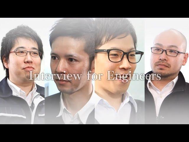 【TJE】豊田自動織機エンジニアリング 社員インタビュー