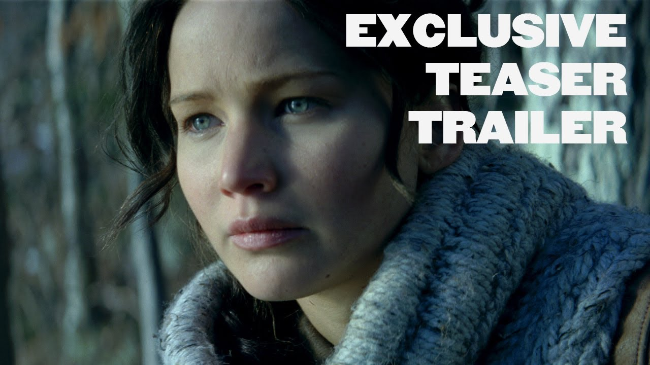 The Hunger Games: Catching Fire Gets Its First Trailer