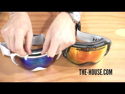 2016 Smith IO vs IO 7 Goggles – Review – The-House.com