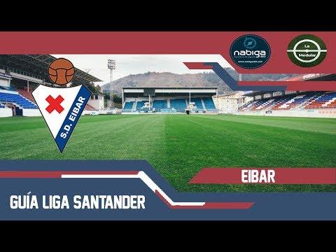 SD EIBAR | GUÍA DE LA LIGA SANTANDER 19/20