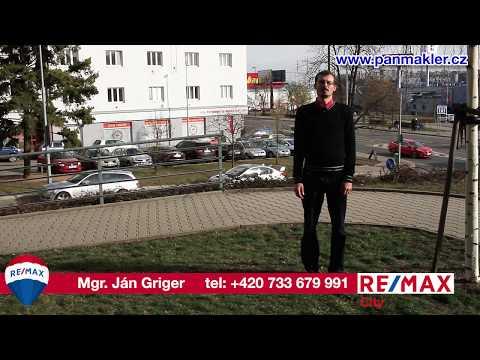 Video Prodej bytu 1+kk v osobním vlastnictví 52 m², Praha 10 - Michle