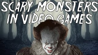 Top 10 Scary Monster Easter Eggs In Video Games