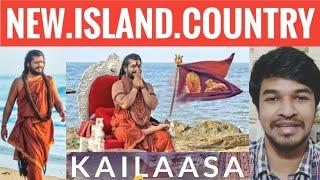 Nithyananda's New Island Country Kailaasa | Tamil