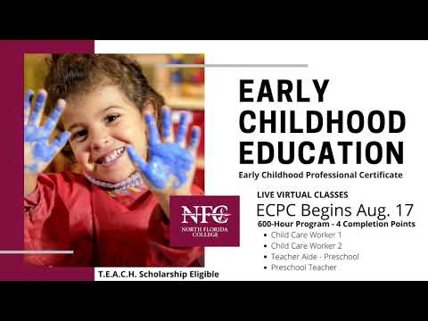 Early Childhood Professional Certificate (ECPC) - YouTube