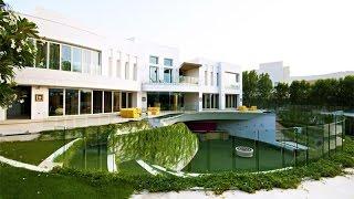 preview picture of video 'Modern Entertainment Villa in Dubai, United Arab Emirates'
