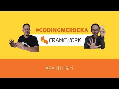 Video #CodingMerdeka: Belajar 'R'